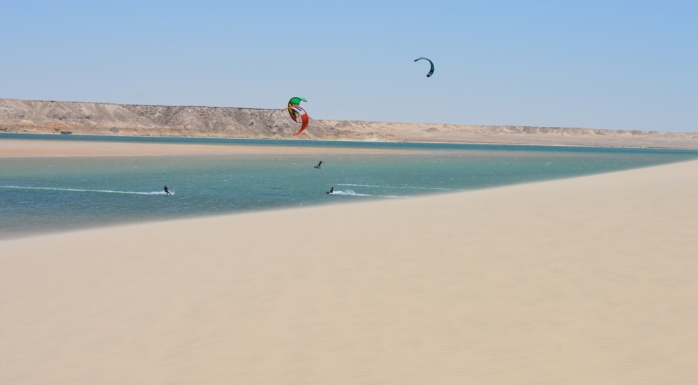 Explore White Dune Express Excursion Palais Touareg Hotel Dakhla Accommodation Ad-Dakhla