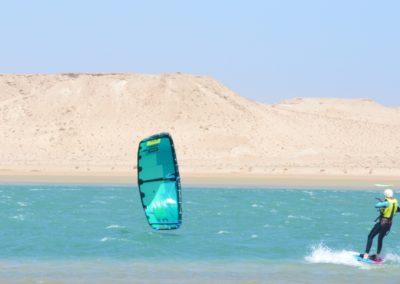 Kitesurfing in Dakhla Palais Touareg Hotel Accommodation Ad-Dakhla