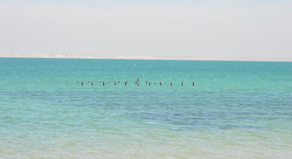 Ferme des huîtres découvrir Dakhla Palais Touareg Hotel Ad-Dakhla