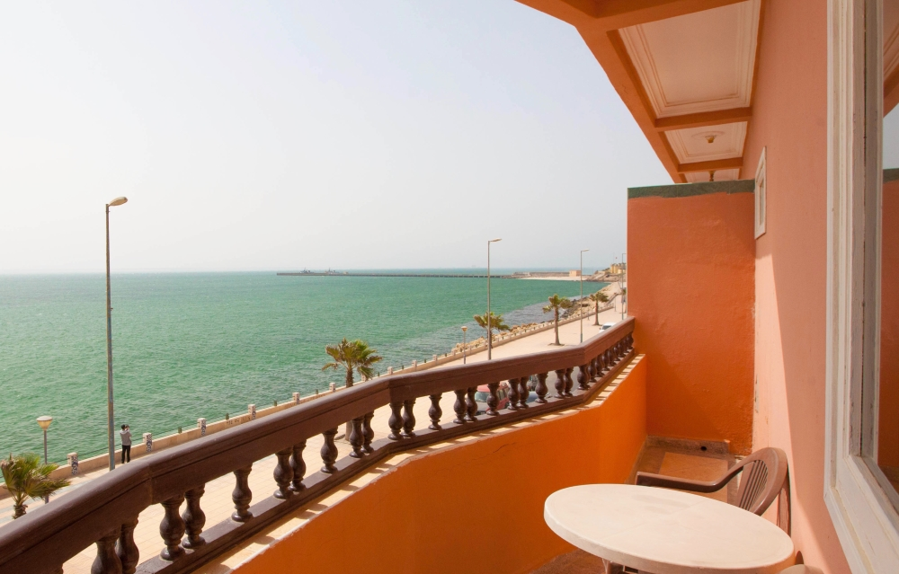 Lagoon View Deluxe & Standard Rooms Palais Touareg Hotel Dakhla Accommodation Ad-Dakhla
