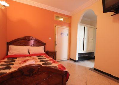 Chambre Standard Vue Lagune Hotel Palais Touareg hébergement Dakhla
