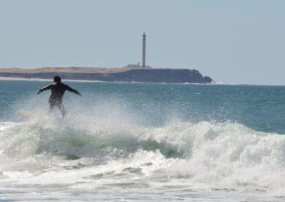 Surfing in Foum Labouir Palais Touareg Hotel Dakhla Accommodation Ad-Dakhla