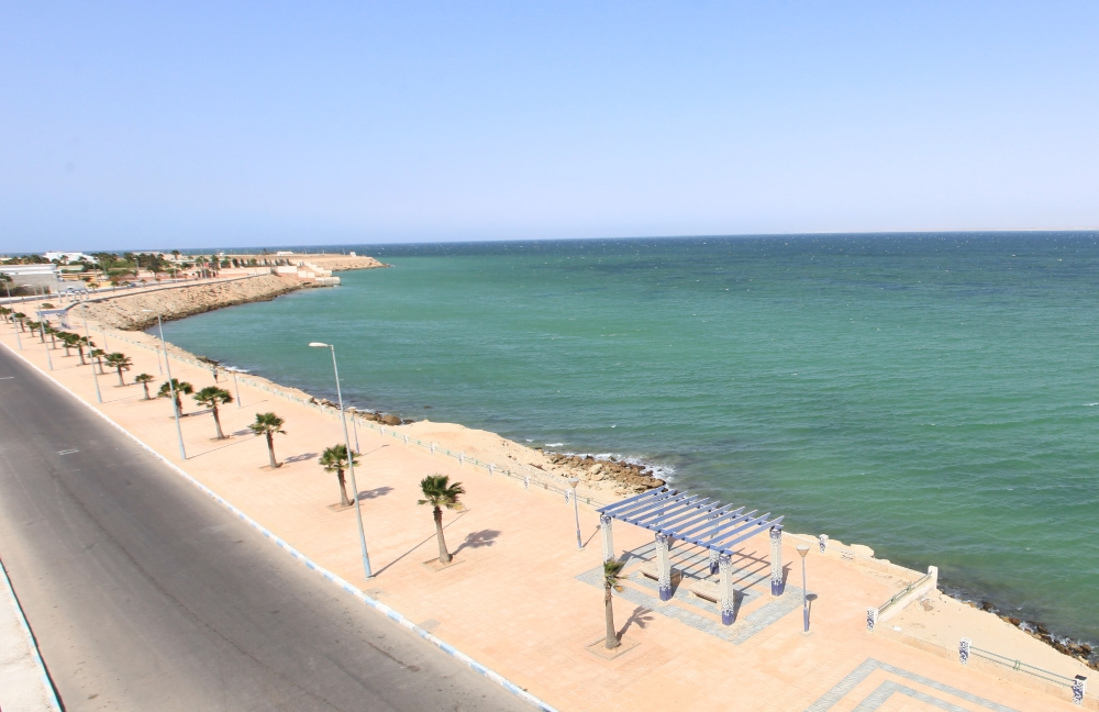 Lagoon View Standard & Deluxe Rooms Palais Touareg Hotel Dakhla Accommodation Ad-Dakhla